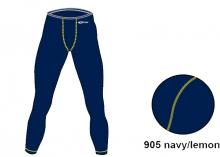 Брюки Accapi Tecnosoft Plus TROUSERS MAN navy/lemon 13-14