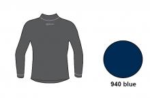 Футболка с длинным рукавом Accapi Tecnosoft Plus LUPETTO JR blue 13-14