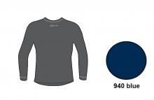 Футболка с длинным рукавом Accapi Tecnosoft Plus JR blue 13-14