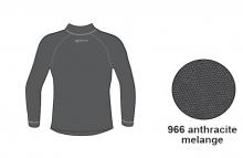 Футболка с длинным рукавом Accapi Tecnosoft Plus LUPETTO JR anthracite/melange 14-15