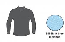 Футболка с длинным рукавом Accapi Tecnosoft Plus LUPETTO JR light blue 13-14