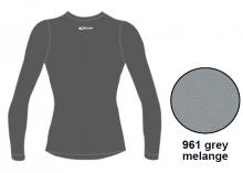 Футболка с длинным рукавом Accapi Tecnosoft Plus MAN grey 12-13