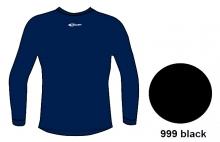 Футболка с длинным рукавом Accapi Ergorasing JR black 13-14