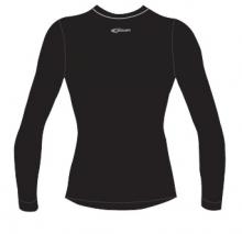 Футболка с длинным рукавом Accapi Merino Wool black 13-14