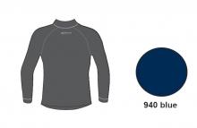 Футболка с длинным рукавом Accapi Tecnosoft Plus LUPETTO JR blue 14-15