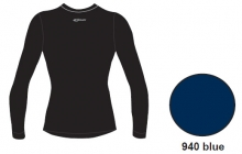 Футболка с длинным рукавом Accapi Merino Wool T-SHIRT blue 12-13