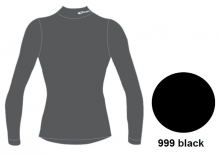 Футболка с длинным рукавом Accapi Equilibrium LUPETTO LADY black 12-13