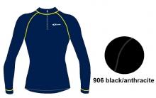 Футболка с длинным рукавом Accapi Tecnosoft Plus MAN black/anthracite 13-14