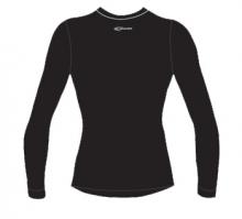 Футболка с длинным рукавом Accapi Merino Wool MAN black 13-14