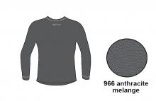 Футболка с длинным рукавом Accapi Tecnosoft Plus JR anthracite/melange 13-14